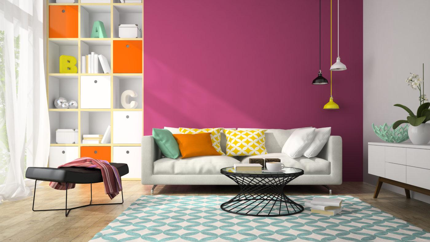 Duvar boyası rengi neye göre seçilir