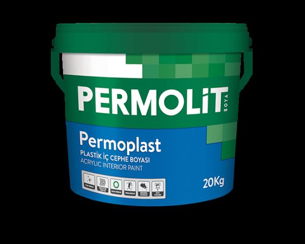 Permoplast Plastik İç Cephe Boyası