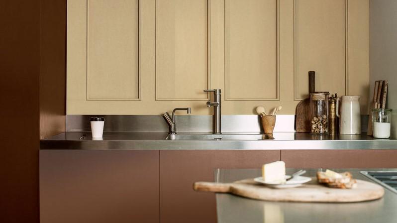 Mutfak Dolapları Nasıl Boyanır Mutfak Dolap Modelleri Permolit
