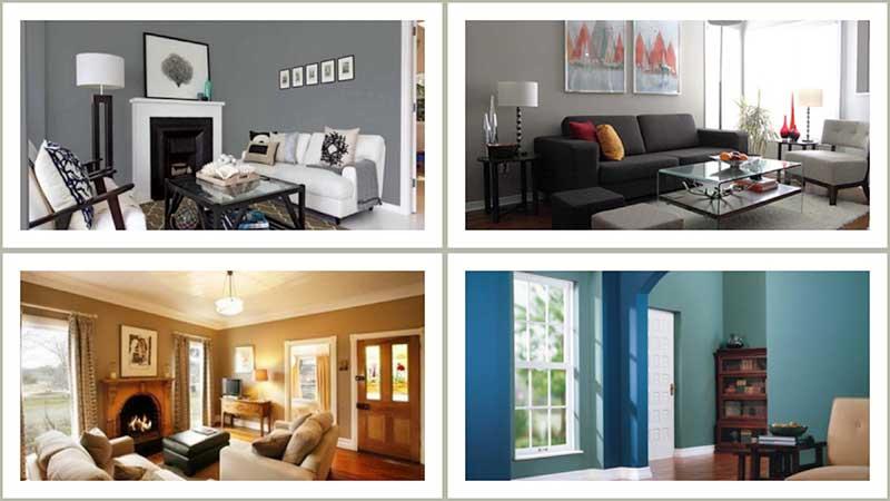 Mobilyada Renk Uyumu Duvar Rengi Mobilya Rengi Uyumu Nasil
