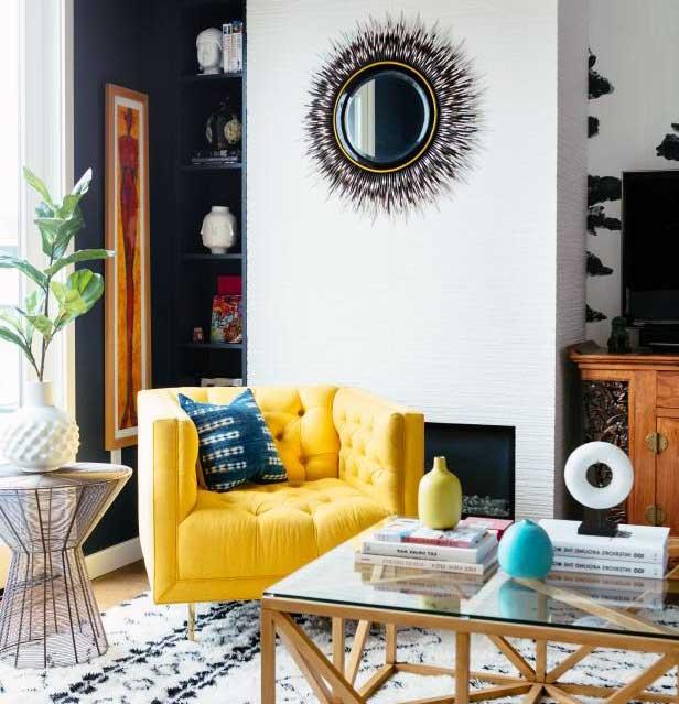 Oturma Odası Boya Mobilya Dekorasyon Renkleri Ve Renk Uyumları