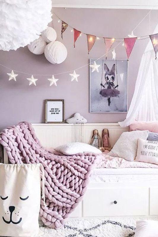 Kiz Cocuk Odasi Boya Modelleri Kiz Bebek Odasi Renk Uyumu