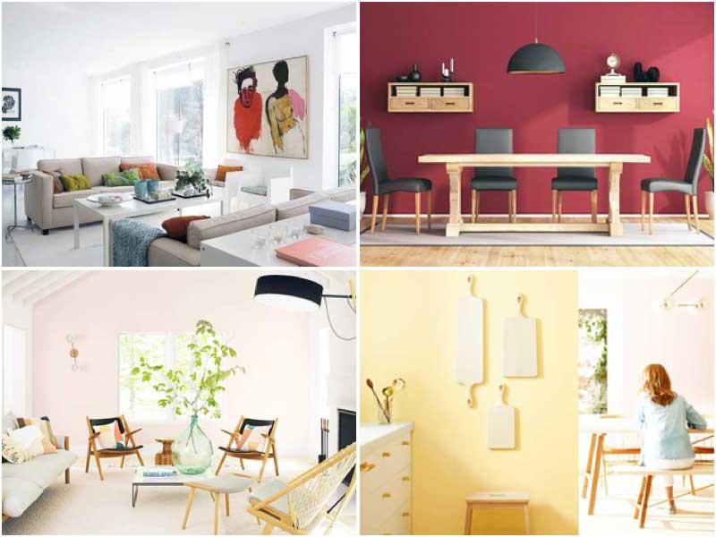 2020 Yeni Duvar Boya Renkleri Evlerinizi Renlendirecek Permolit
